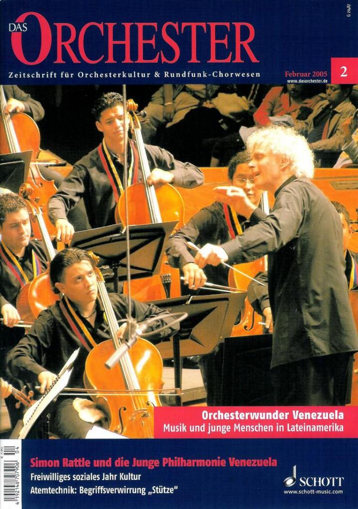 Das Orchester 2/2005