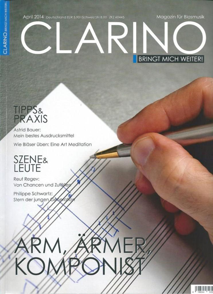 CLARINO 4-2014