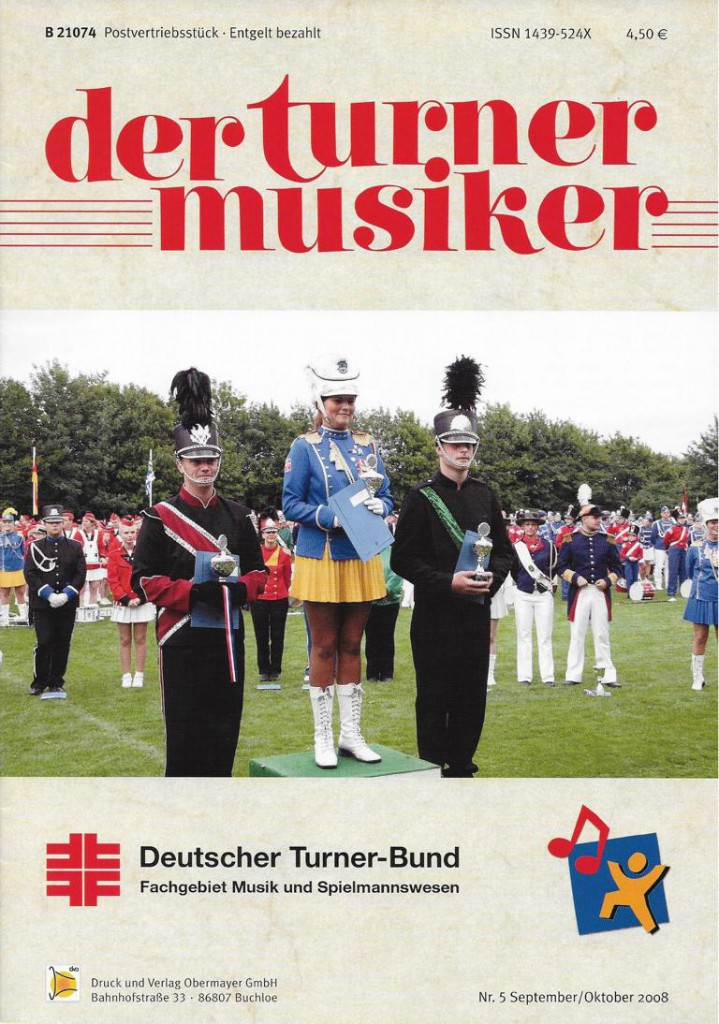 Der Turnermusiker 9/10 2008